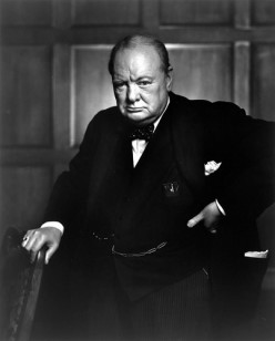 The Greatest People in History Series - Winston Churchill, the British Bulldog