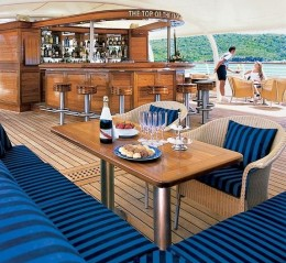 Yacht, valued at 80,000