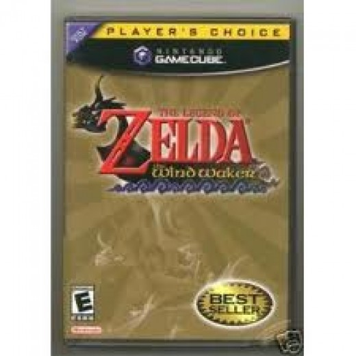 The single disc Wind Waker. A combined copy with the Ocarina of Time Master Quest is out there!