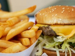 Choose healthier food options