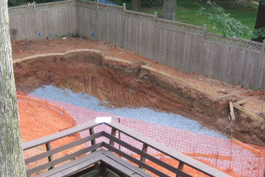 Pool Excavation