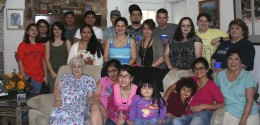 March 2012 -  for my moms 78th birthday - the gang was all there, Geegee77, Whidbeywriter, Rose56, Ladyjane1 and my other sister Irma and brothers Ramon and Marce, my daughter Michelle along with kids, cousins and grandkids - yahoo!