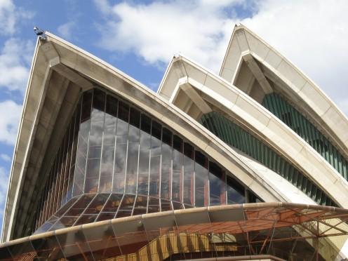 Sydney Opera House, Sydney Australia.