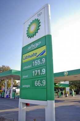 High petrol prices are causing money issues
