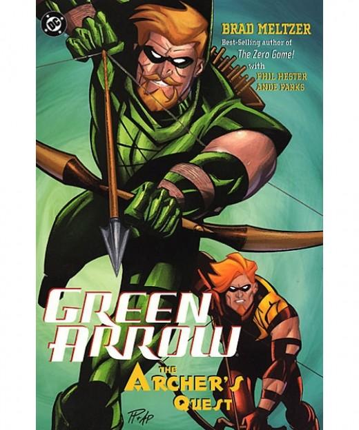 Green Arrow: Archer's Quest by Brad Meltzer