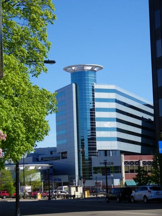Kalamazoo Radisson Plaza Hotel