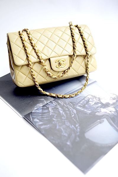 The classic Chanel 2.55 was originally introduced in 1955 and is loved by fashionistas to this day. The pictured bag is the Jumbo Flap, which now costs $4,300. This is a truly collectable piece.  Reissue 2.55 is exactly like the original Chanel 2.55