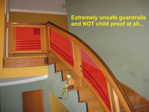... 649634_f520 Childproofing Stair Railingsu003cbr ...
