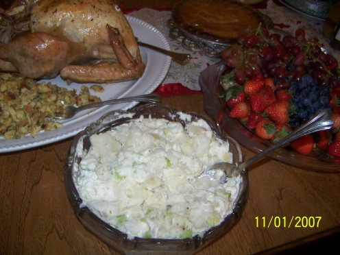 A Holiday Meal