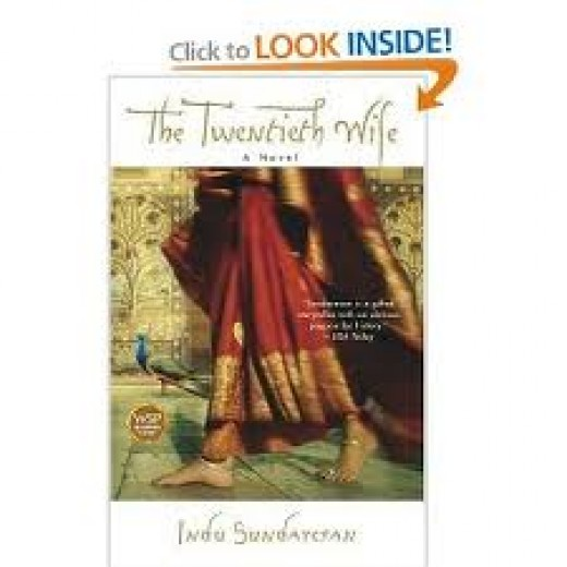 The Twentieth Wife by Indu Sundaresan - a beautiful narrative about the Mughal emperor and his lady-love.