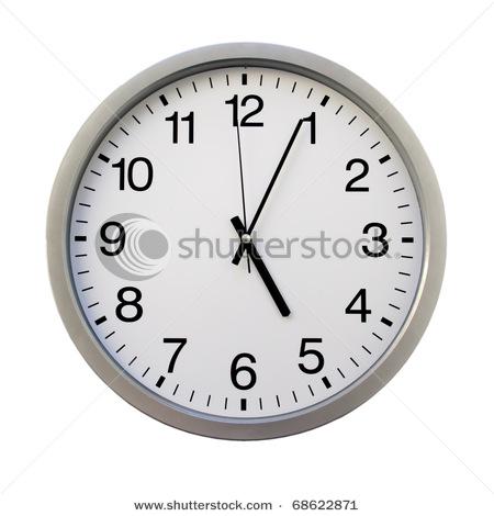 Tick-tock, Tick-tock...
