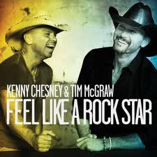 This hit single by Kenny Chesney & Tim McGraw will make you feel like a rock star!