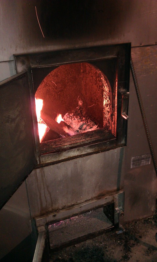 the greatest woodstove ever!