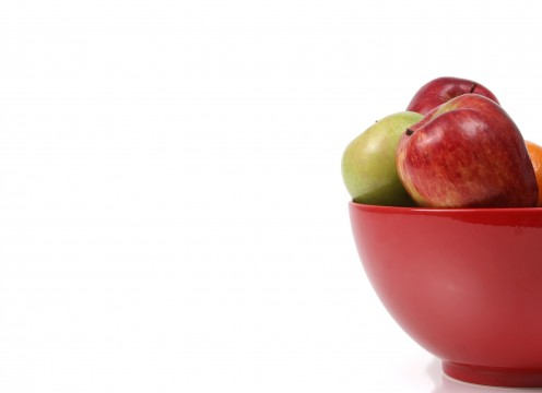 Apples - a quick and healthy source of energy with good-for-you fiber and vitamin C