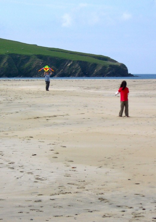 St Ninian's Isle Beach, Shetland