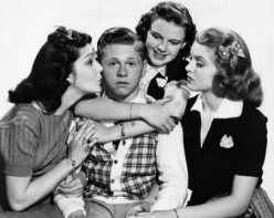 Mickey Rooney Remembered as Andy Hardy