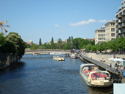 Berlin is one of the most favorite student city