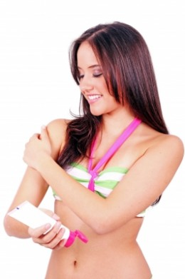 Get ready for more revealing summer fashions by using self-tanning products to give your skin a healthy glow.