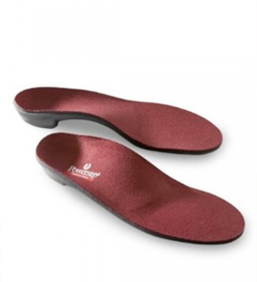 """These plantar fasciitis shoes inserts can transform some shoes into the """"right kind of shoe"""""""