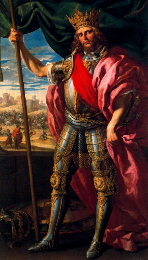 Theodoric I of the Visigoths