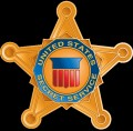 The United States Secret Service star logo.