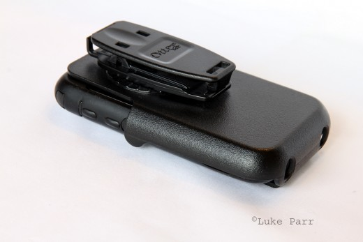 Otterbox belt clip case
