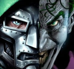 Who Is the #1 Comic Villian of All Time? Battle of the Marvel and DC Comic Villians!