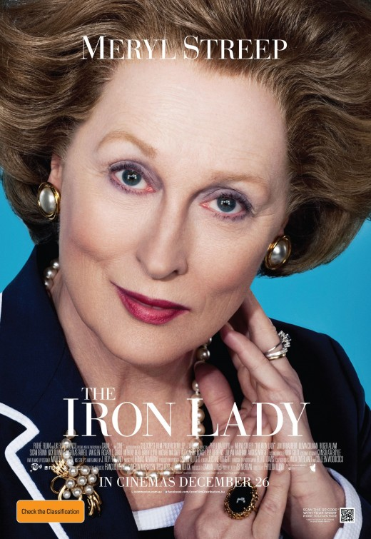 The Iron Lady Poster #2