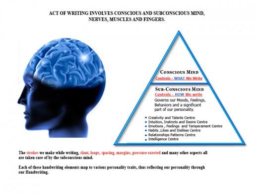 Scientific basis of handwriting analysis