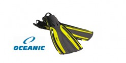 Oceanic Viper fin review and features