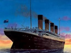How the Leader of The Illuminati caused the sinking of the Titanic. David Icke/Oink was responsible.
