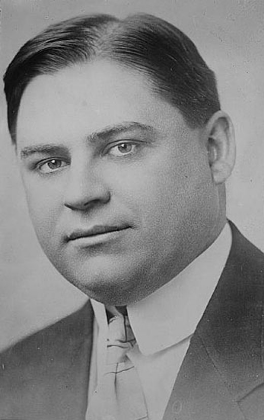 Red Sox owner Harry Frazee