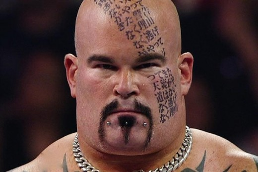 The disciplined and determined Lord Tensai