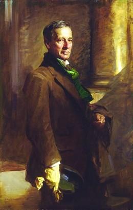 Frederick C Gardiner by James Guthrie