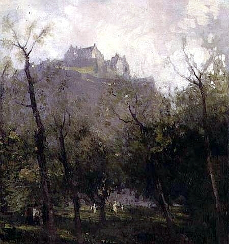 Edinburgh by James Paterson