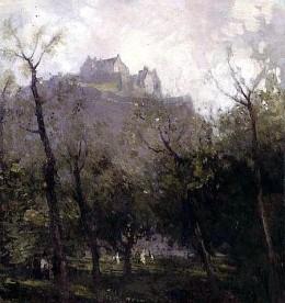 Edinburgh by James Paterson