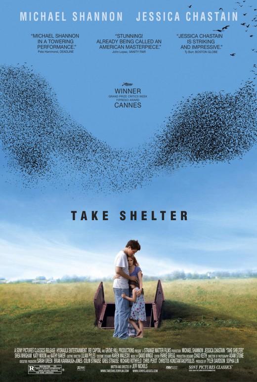 Movie Poster for Take Shelter