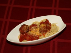 My Mother's Cooking - Spaghetti with Meatballs