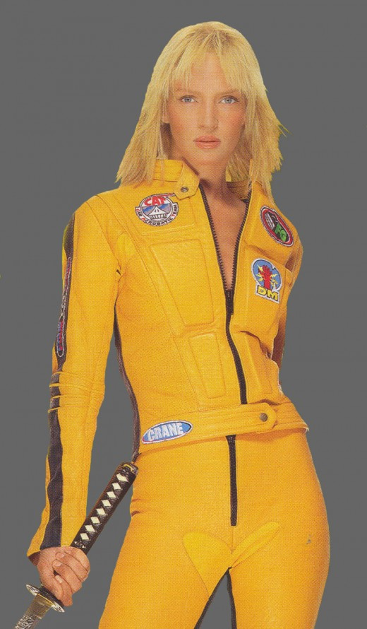 Don't Go On A Killing Spree Without Your Yellow Jumpsuit