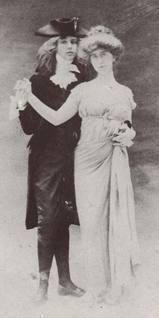 Natalie Clifford Barney & Renee Vivien