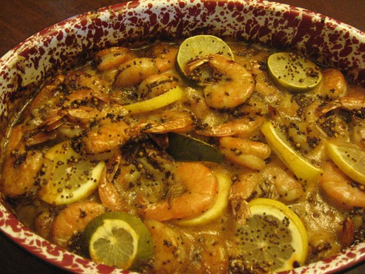 Try one of my shrimp sauces with grilled shrimp.