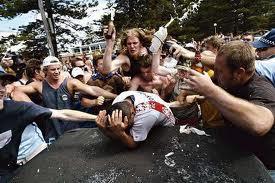 mob riots