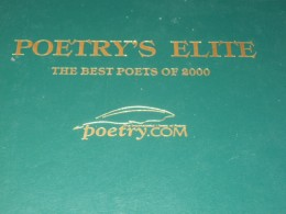 "I was published in this book in 2001, also by the Library of Congress.  My poem is ""Reflection"".  I'll share it with you in an additional hub."