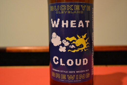 Buckeye Brewing Wheat Cloud