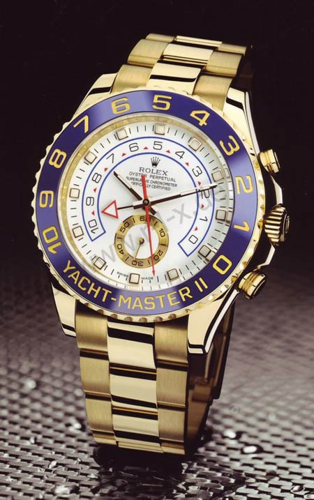 The New Rolex Yacht Master II