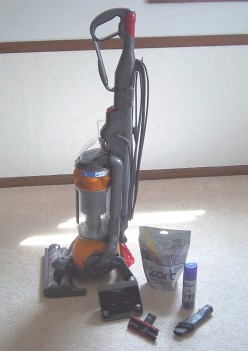 Dyson multi floor vacuum cleaner review by a first time owner