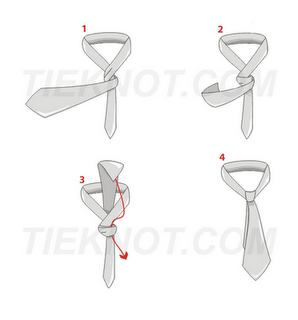 Oriental Tie Knot