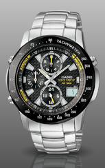 Casio Atomic Wrist Watch