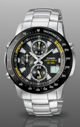 Casio Atomic Wrist Watch