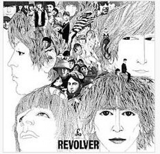 The Beatles Revolver 1966